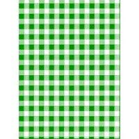 Ubrusovina PVC kostička zelená