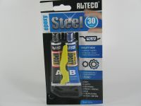 Dvousložkové lepidlo EPOXY Steel 30 min