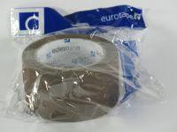 Textilní kobercová páska hnědá