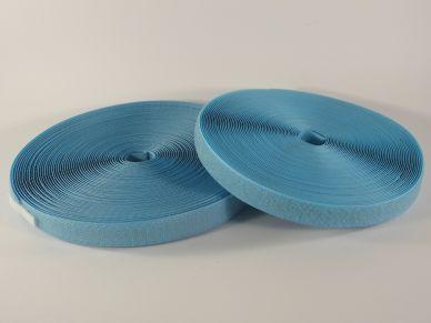 Suchý zip 20 mm světle modrý