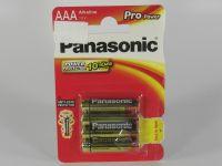 Baterie AAA tužková alkalická