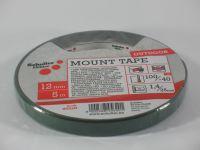 MOUNT TAPE oboustranně lepicí páska černá